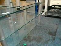Glass TV unit #29012 £30