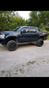 Lifted Avalanche