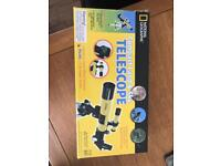 National Geographic compact telescope