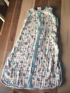Muslin Aiden and Anais sleep sack - great condition