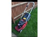 Mountfield Self propelled lawn mower with rear roller