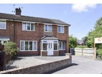 HOUSE AVAILABLE FOR SHORT TERM RENT - THELWALL