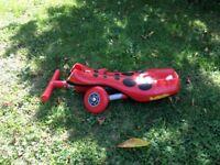 Ladybird scuttle bug