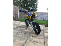 Monster Moto Pit Bike 140cc Yx140 Engine Crf50 Sized Cw Lmx Rfz