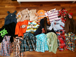18 to 24 month boys clothing - $35 for all