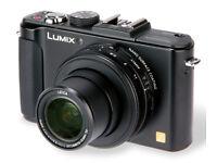 LOST Panasonic Lumix camera near Chesterfield *REWARD*