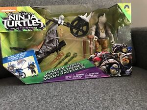 New in Box-TMNT Radical Rides Toy