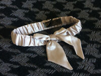 Silk Bridal Garter - New without Tags