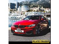 Private plate T21PPN (TRIPPIN)