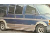 Chevrolet explorer express