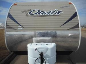 2017 OASIS 25 RS - DOUBLE OVER DOUBLE BUNKS