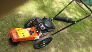 Trimmer sur roues  Bear Cat WT190 Wheeled Trimmer