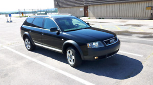 2004 Audi Allroad (Loaded/ Only 153Kms)