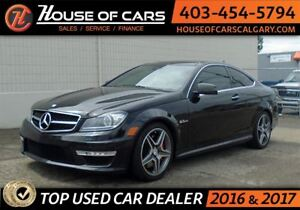 2013 Mercedes-Benz C-Class C 63 AMG Coupe Loaded