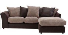 Corner sofa £180 ONO