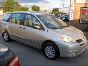 2005 Toyota Sienna CE Certified, Financing is available