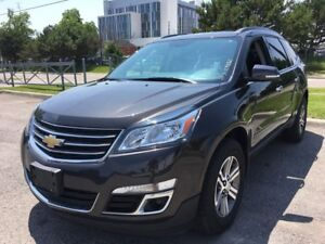 2017 Chevrolet Traverse 1LT AWD 3.6L Bluetooth Backup Cam Remote