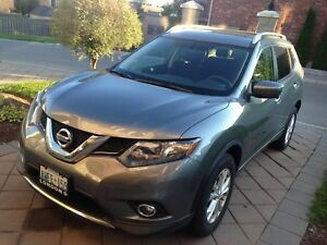 Nissan ROGUE 2016-Lease Take Over