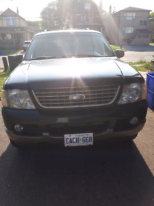 Great 4X4 Ford Explorer