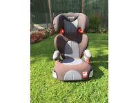 Two Graco car seats