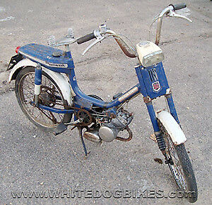 Honda moped parts
