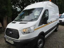 2014 Ford Transit 2.2TDCi NEW SHAPE NO VAT 350 L4H3 60000 MILES GUARANTEED