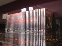 COMPLETE SET MORSE DVD's