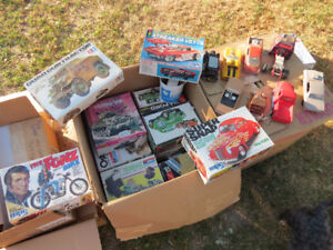 amt model cars and parts