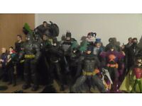 WANTED ACTION FIGURES MARVEL,DC SPIDERMAN BATMAN STAR WARS POWER RANGERS NEW OR OLD ETC
