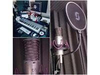 Studio & Producer For Hire £20 Per Hour