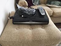 Sky+ box & remote control