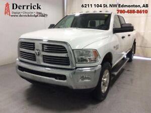 2014 Ram 2500   Used 4X4 C/C SLT+ Lng Box Bluetooth A/C $206 B/W