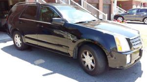 Cadillac srx v6