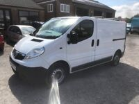 2008 vauxhall vivaro 2.0 cdti 6 speed swb van excellent condition inside and out 4 seater