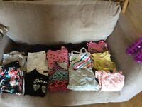 Bundle 20+ items girls clothes mostly aged 9-11, inc Next, Gap etc