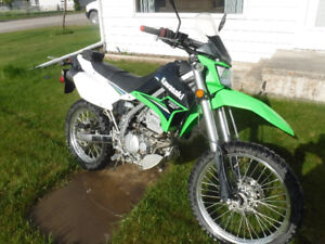 KLX 250S In excellent condition. Senior owned trail rider