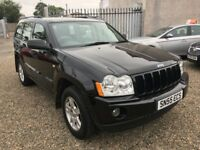 Jeep Grand Cherokee 3.0 CRD V6 Station Wagon 4x4 5drFINANCE AVAILABLE / HPi CLEAR