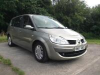 **SWAP PX OFFERS UK DELIVERY** 7-5 seater Towbar Leather Alloys Renault Megane Grand Scenic DIESEL