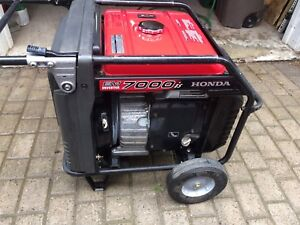 2005 Honda EU7000is