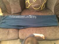Lonsdale blue jogging bottoms