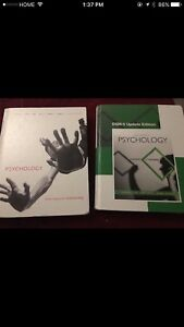 University of Windsor Psychology Textbooks