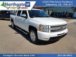 2013 Chevrolet Silverado 1500 LTZ, Leather, Bluetooth, USB, Remo