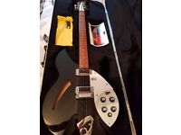 Rickenbacker 330 JetGlo - Excellent Condition