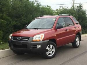 2008 Kia Sportage LX-Convenience **FINANCING AVAILABLE**