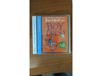 The Boy in the Dress by D. Walliams - AUDIOBOOK 2CDS UNABRIDGED