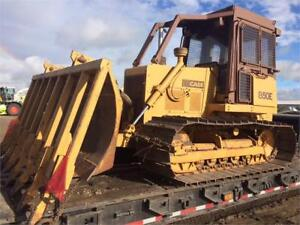 Case 850E bulldozer