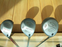 MERCURY II TOUR PROFESSIONAL SET OF GOLF WOODS
