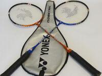 2x Le Coq Sportif badminton rackets £5