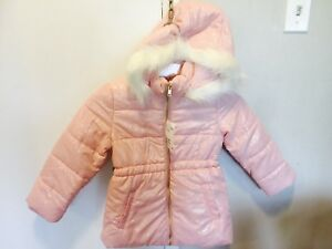 H & M Brand New Winter Jacket (Size:4-6 Years)
