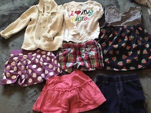 Baby girl clothes size 18-24m